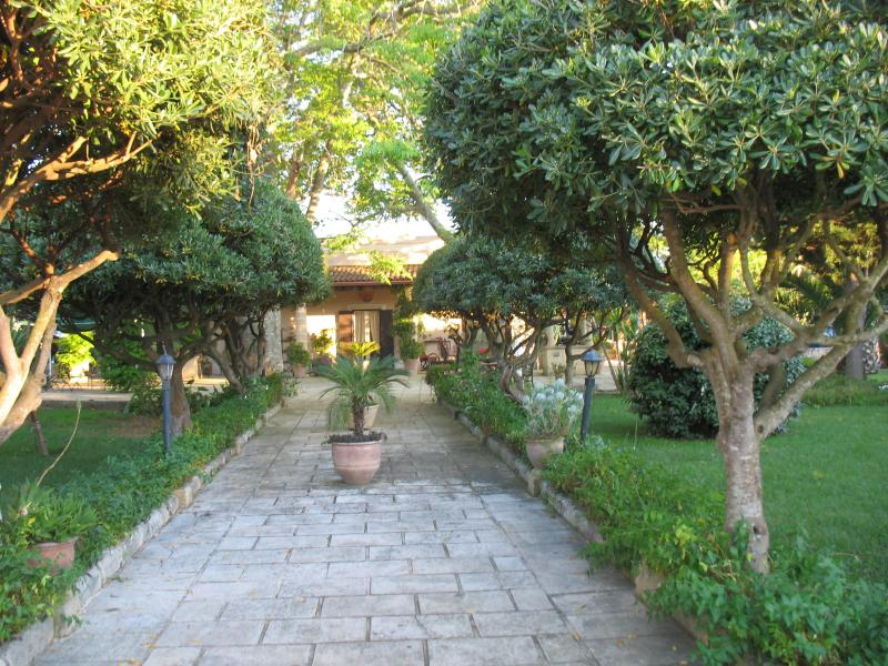 villa cecilia 2, vacation rental in Gallipoli