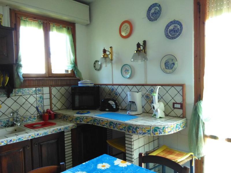 appartamento in villa, holiday rental in Madonna Dell'Acqua