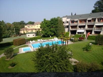 bilocale con piscina, holiday rental in Rivoltella