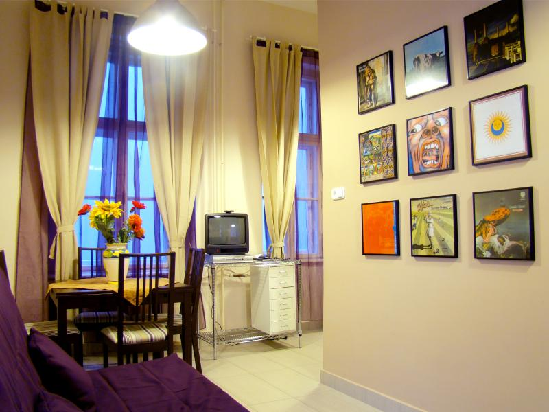 Wonderful flat in the historical center, vacation rental in Budapest