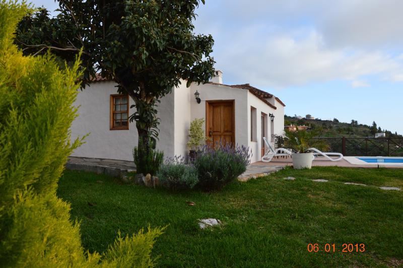 El Lomito, holiday rental in El Jesus