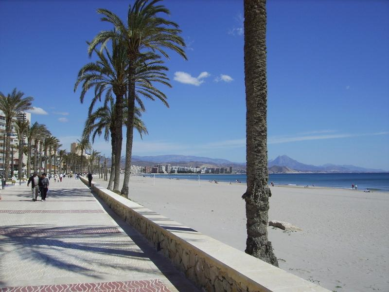 El Campello Beach