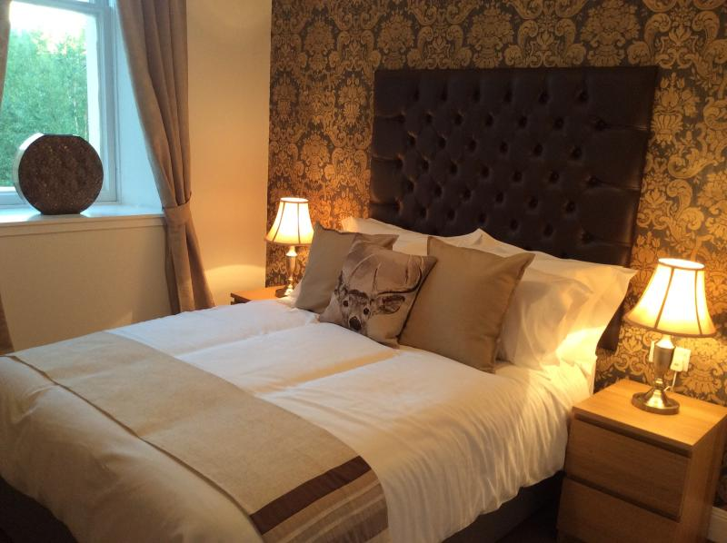 Modern and comfortable rooms with fresh white cotton bedding throughout. TV, USB sockets etc.