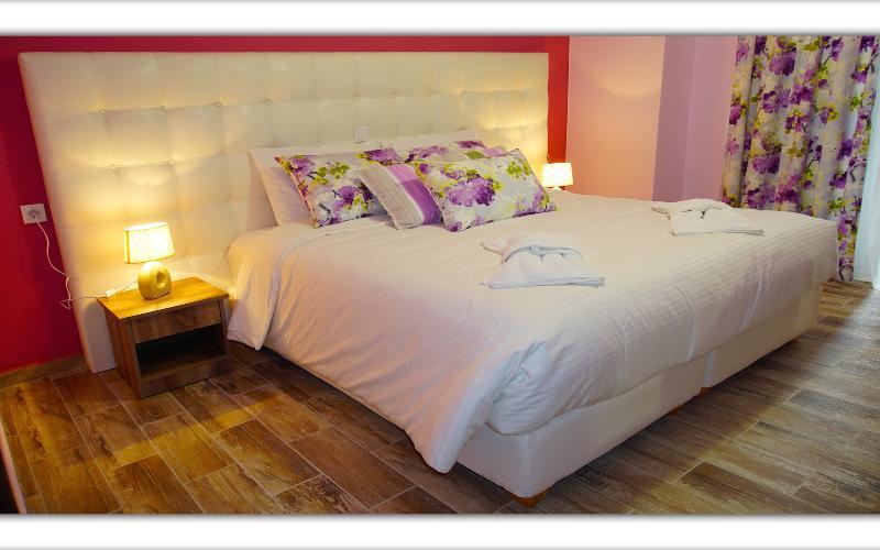 Apartment Spyridoula, holiday rental in Afionas