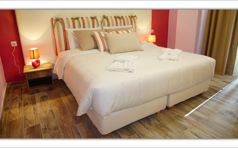 Apartment Christina, holiday rental in Afionas
