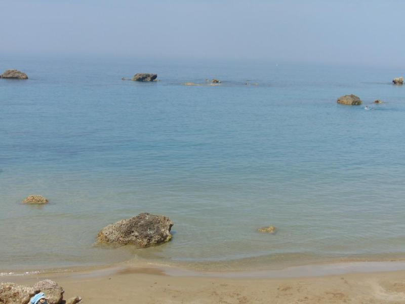 beach 150 meters from the cottage