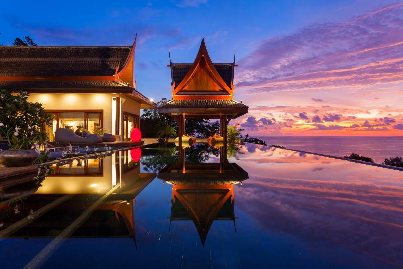 Villa Baan Phu Prana - Luxury 10 bedroom Villa, vacation rental in Phuket