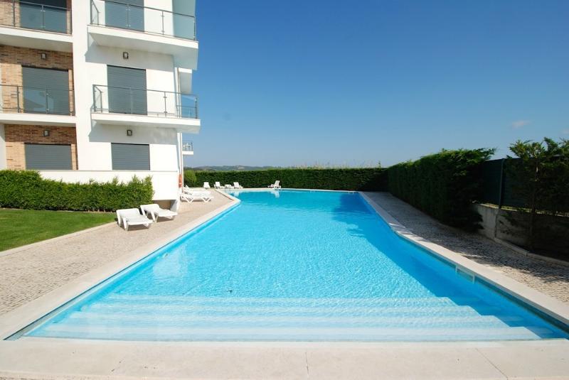 La piscine à Atlantico Golf