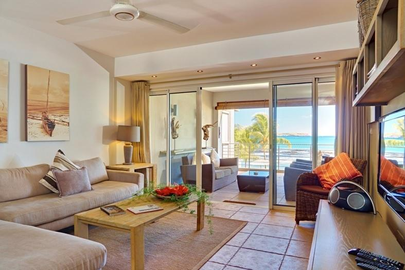 Cape Point Lux Seafront Suites by Simply-Mauritius, vacation rental in Cap Malheureux