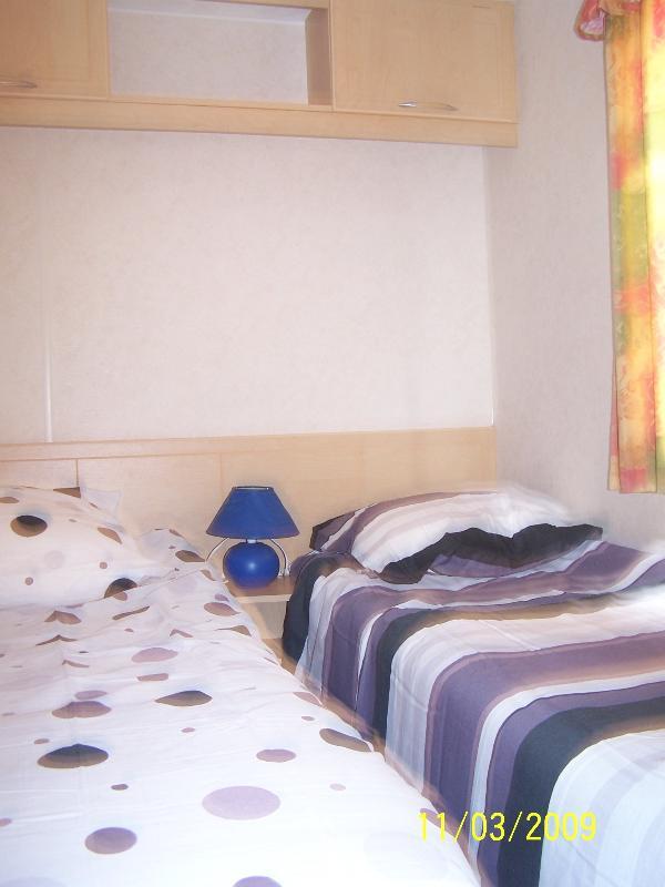 1 ère chambre avec lits rapprochables