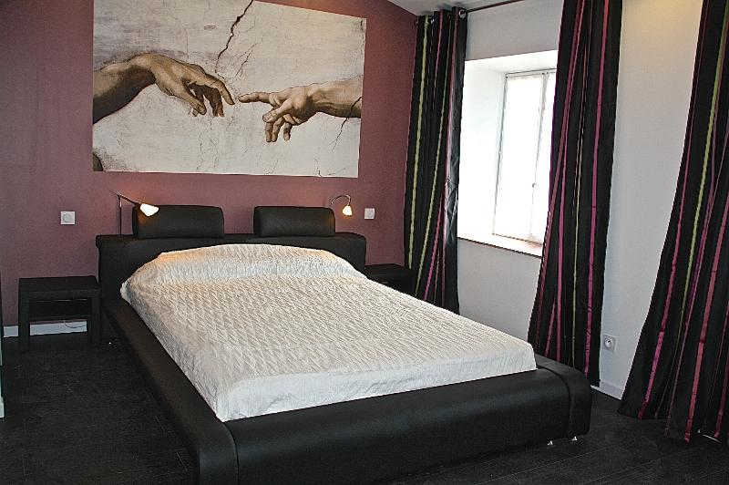 The master bed room