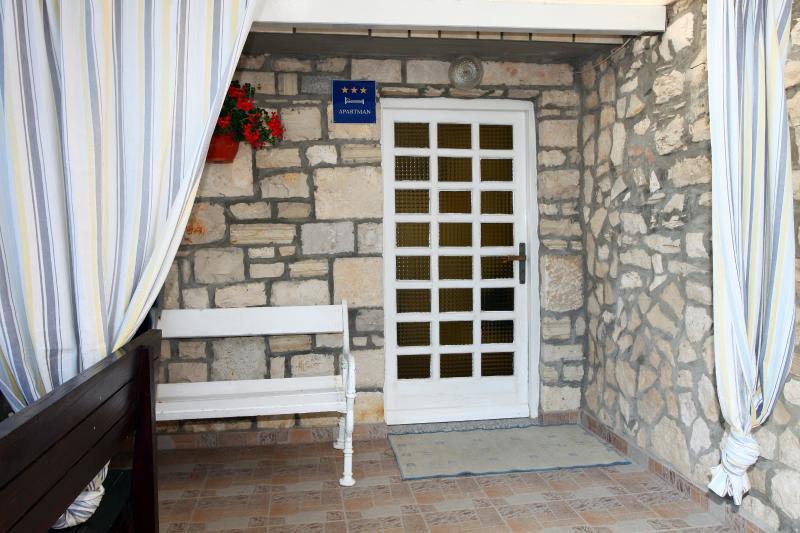 entrée privée