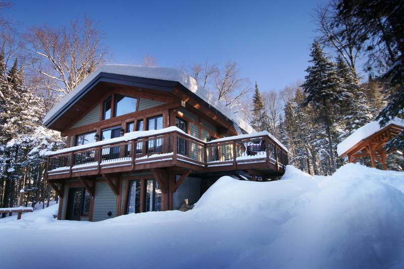 Villa Éco in Winter