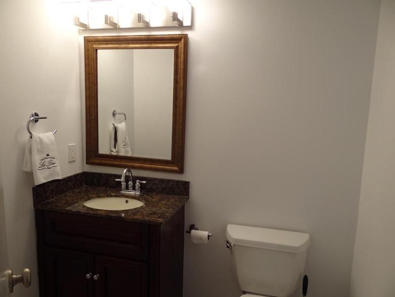 2nd Half Bathroom