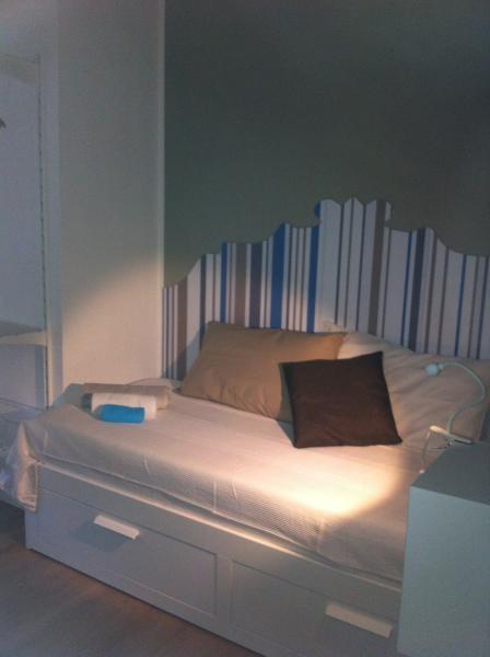 camera 1 con letto singolo. E' possibile letto aggiunto e diventa letto matrimoniale