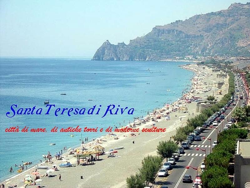 App. Santa Teresa di Riva a 18 minuti da Taormina, alquiler vacacional en Forza d'Agro