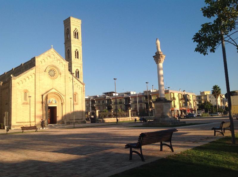 Piazza di Parabita