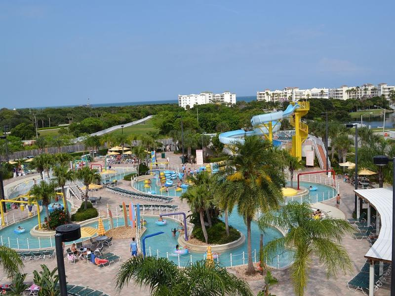 Family Fun Resort (Holiday Inn Club Vacations Cape Caribe), holiday rental in Cape Canaveral