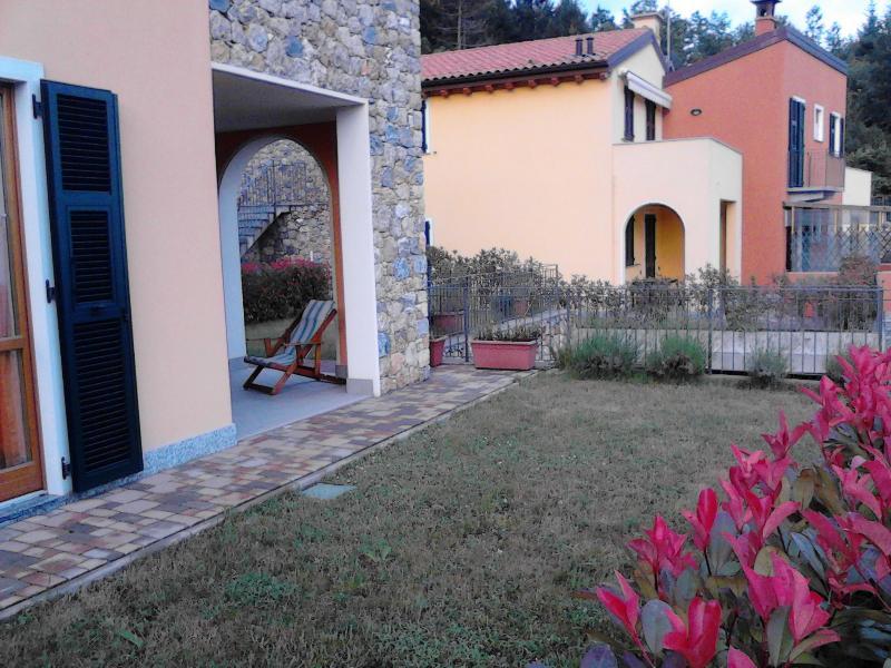 Alloggio in residence con piscina 9 km da Finale L, holiday rental in Rialto