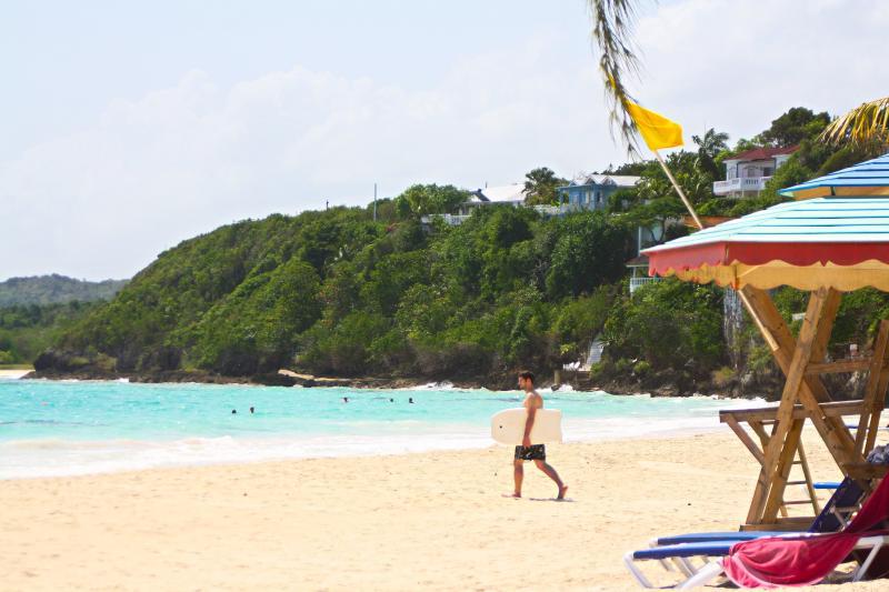 Silversands private beach