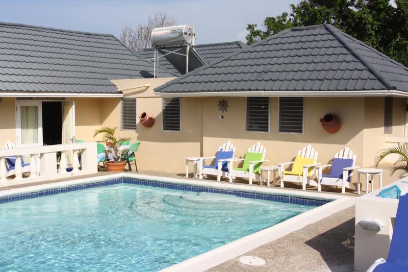 Sunset 1 Villa Jamaica, location de vacances à Trelawny Parish