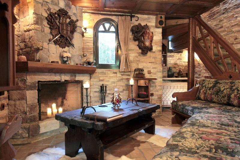 Living Room | Red Bishop Villa Akrata Achaia
