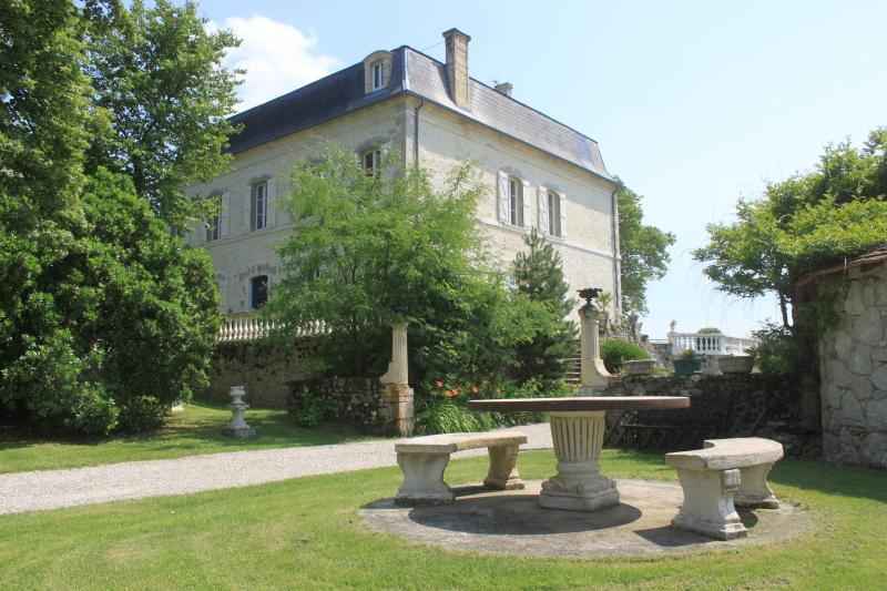 Castelo e parque