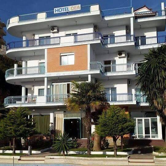 Hotel Dea Sarande, vacation rental in Saranda