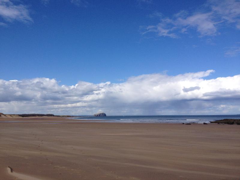 Millas de la costa impresionante está a poca distancia de Fairlaw