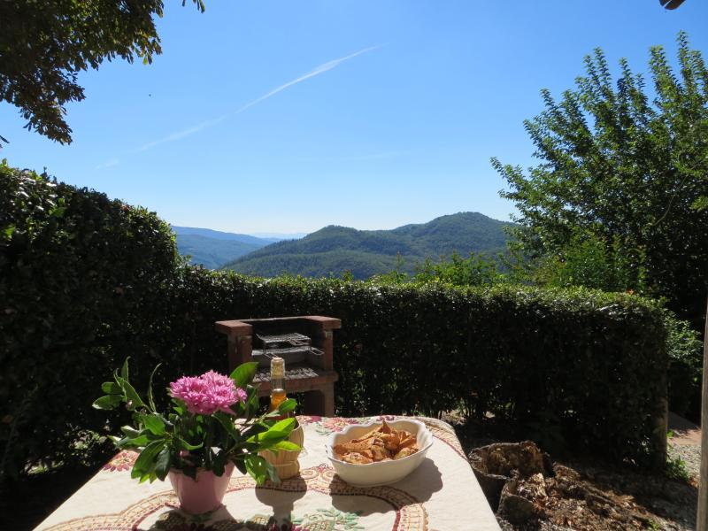 Florence countryside, holiday rental in Dicomano