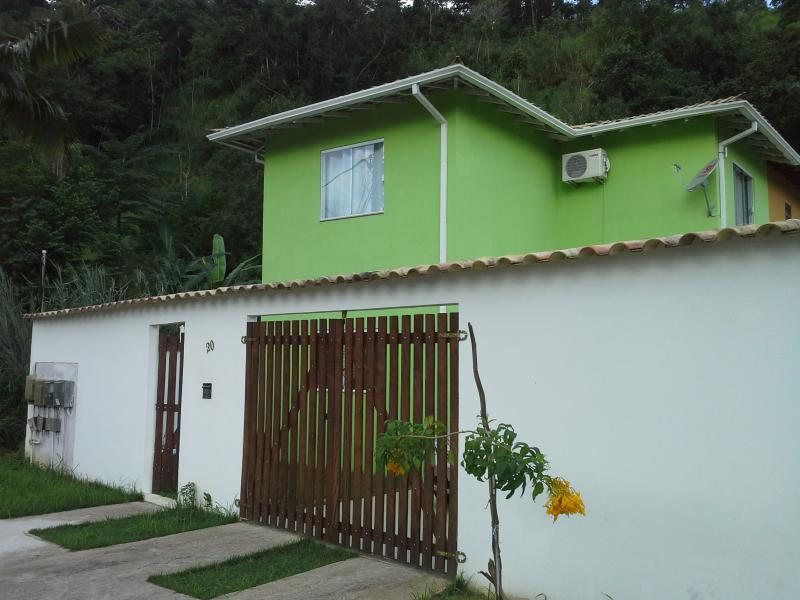 Beautiful and Comfortable Sobrado 2 floors, 2 bedrooms with air conditioning. Living room, bathroom, kitchen