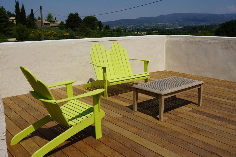 terrasse-solarium 58 m²