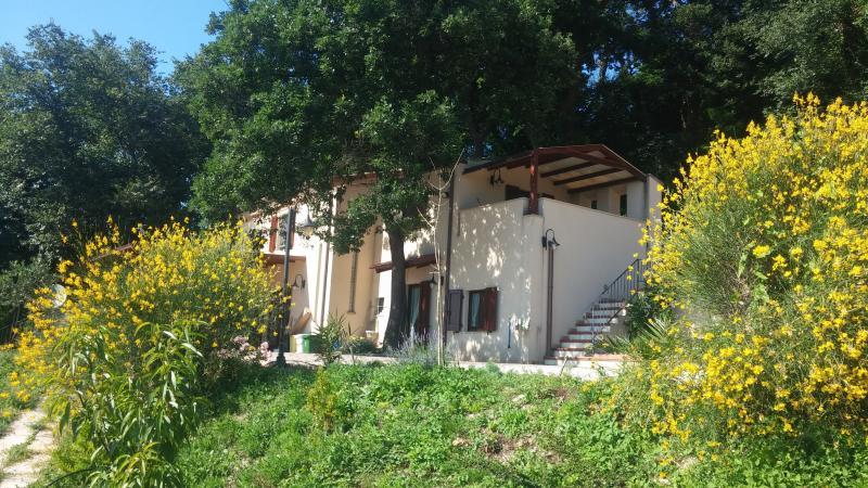 Le querce -Monolocale in villa, vakantiewoning in Ancona