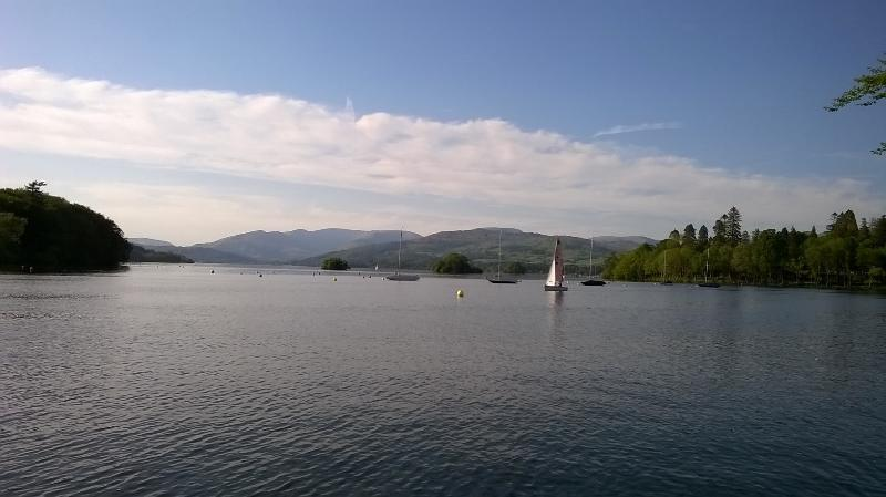 Beautiful lake Windermere - approx 1 hour drive