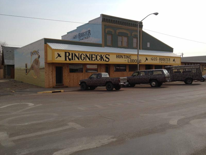 South Dakota pheasant hunting and lodging, alquiler de vacaciones en Presho