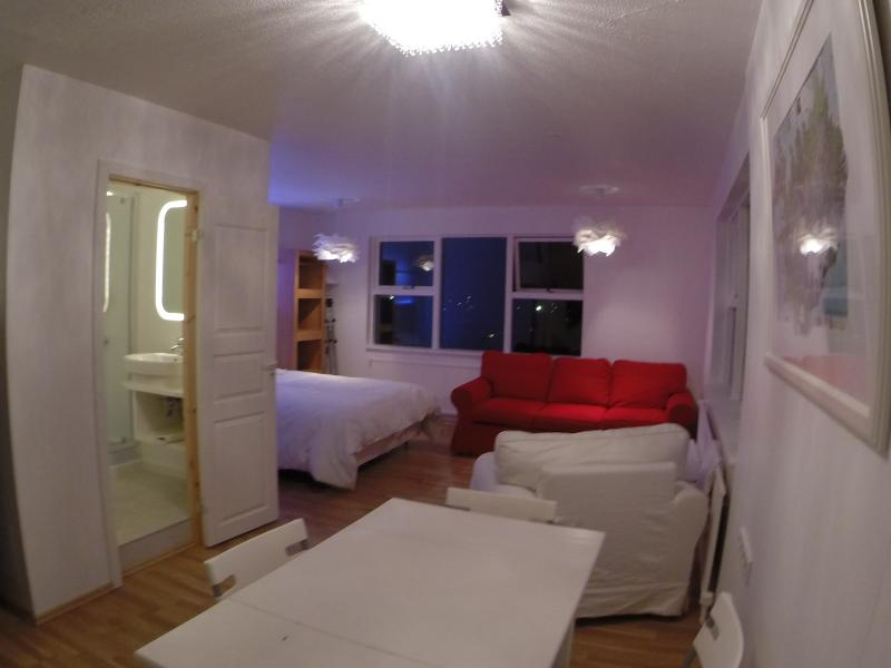 New studio with wonderful view,, holiday rental in Capital Region
