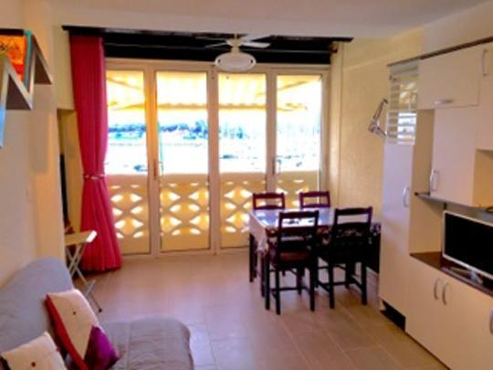 studio 2/4 personnes, holiday rental in Agde