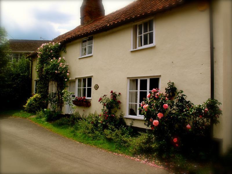 1 Selby Cottage, Fowlmere Selbstversorger Ferienhaus nr Cambridge und Royston