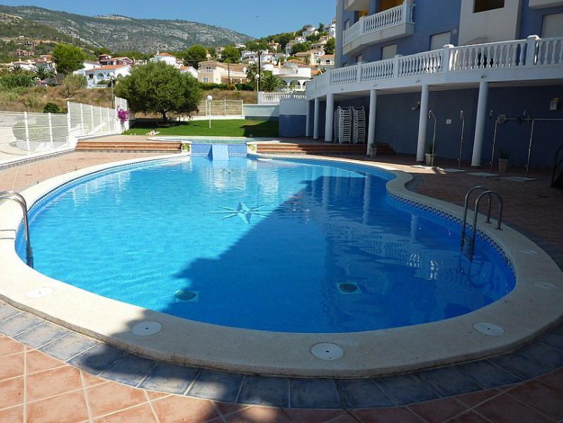 URB. MARCOLINA EDIFICIO MARCOMAR, holiday rental in Alcala de Xivert