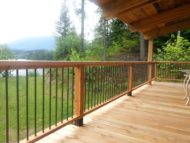 New Deck with same Fabulous View
