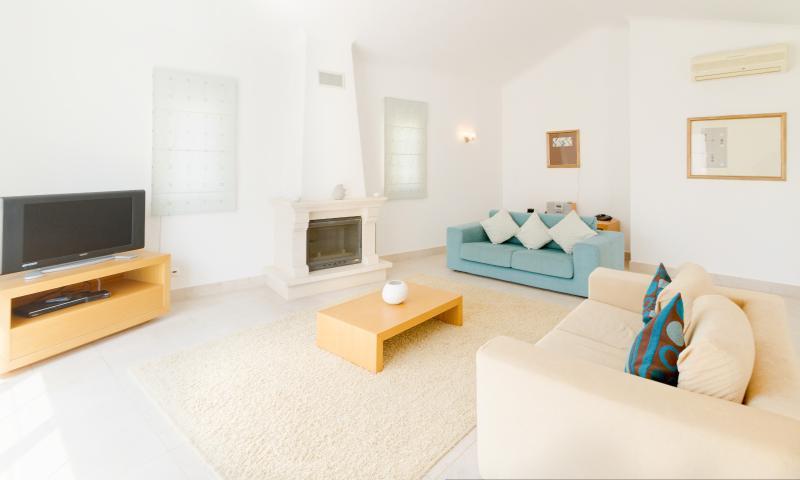 Ruime woonkamer Casa Azul