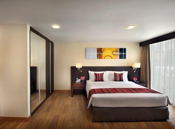 Spacious City Studio Sukhumvit2Nana, vacation rental in Bangkok