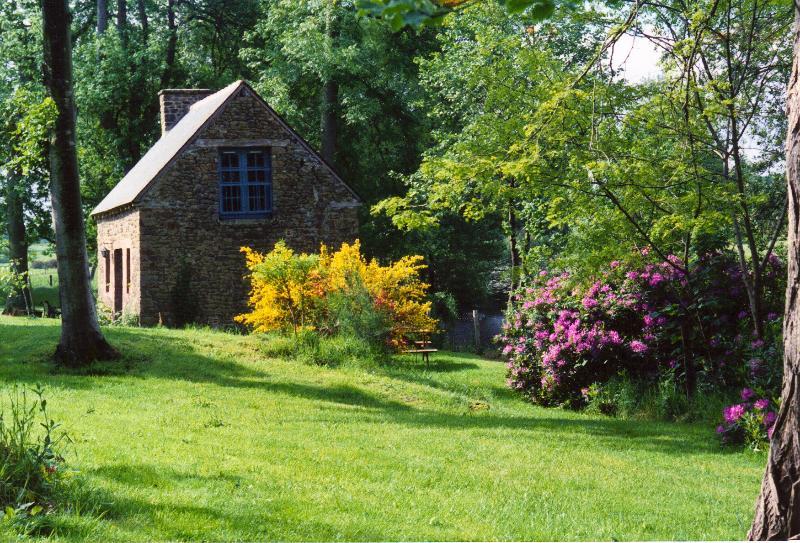 la petite maison du pont ricoul en bretagne, holiday rental in Meillac