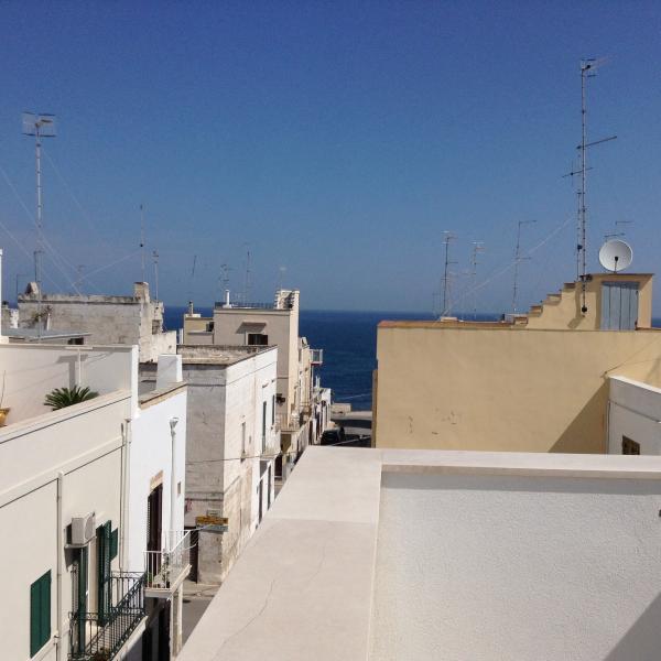 Casa viola locazione breve, Ferienwohnung in Polignano a Mare