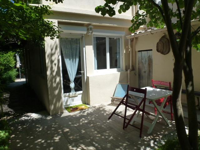 Les Bambous, holiday rental in Mimet