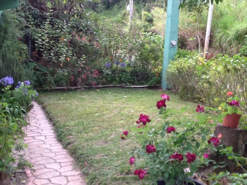 Pequeño jardín de Prviate