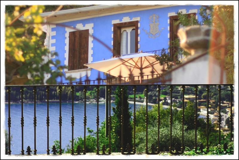 Historische Villa Buonchiodo, location de vacances à Salo