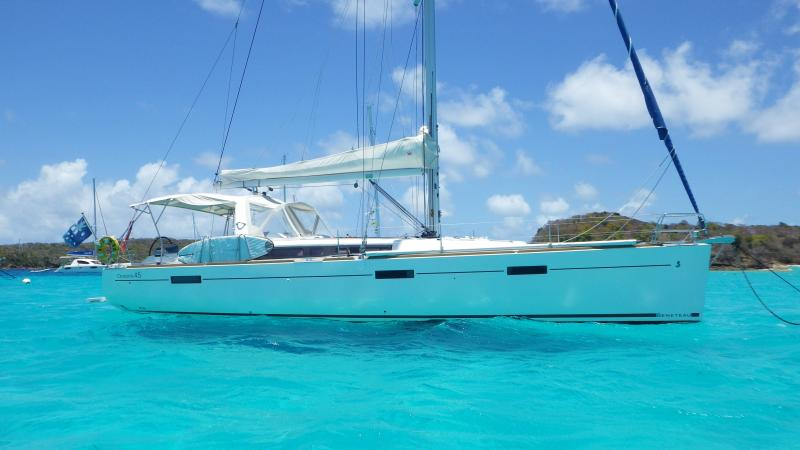 Private Yacht in St Vincent and the Grenadines, alquiler de vacaciones en Hillsborough
