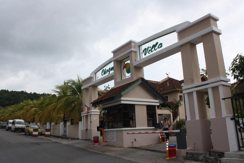 24 horas seguridad/en residencial complex'Chogm Villa'