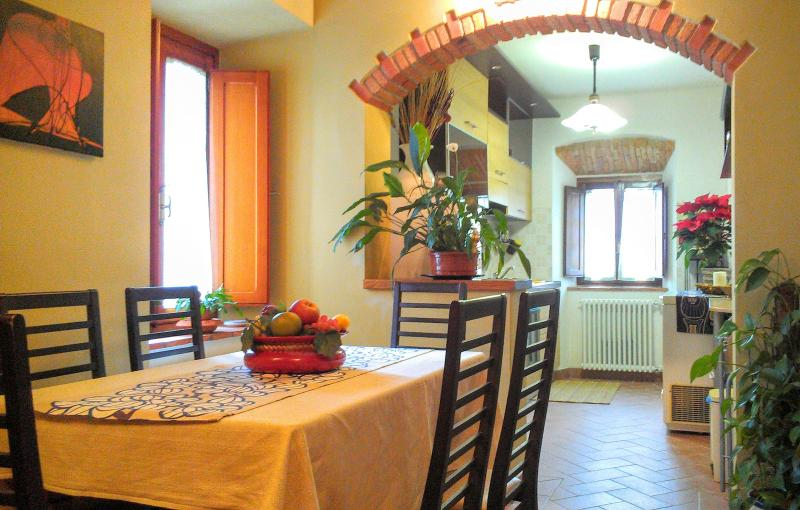TOSCANA Delizioso appartamento in montagna, holiday rental in San Momme